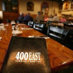 The 400 EAST would love to host your special event - Birthday Parties, Rehearsal Dinners, Retirements, Anniversaries, Holiday Parties up to 65 people are no problem.