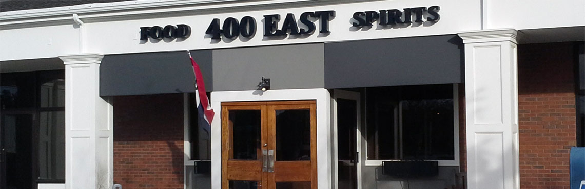 The 400 East Restaurant and Bar